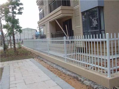 西藏别墅锌钢护栏