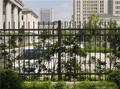 西藏小区锌钢护栏