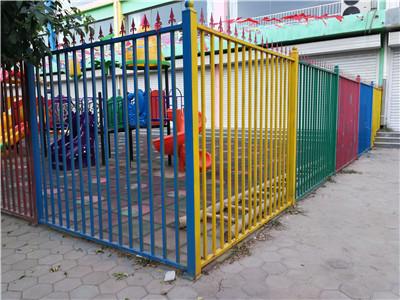 幼儿园锌钢护栏