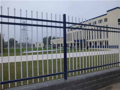 吉林厂区锌钢护栏
