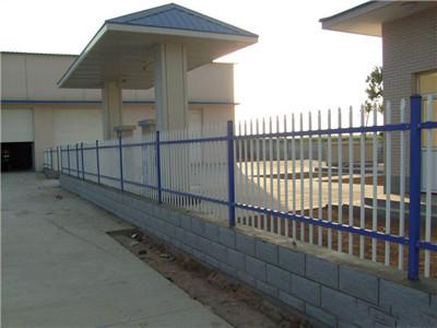 香港学校锌钢护栏