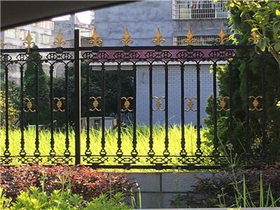 黑龙江铁艺护栏
